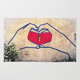 Love (edited) Rug