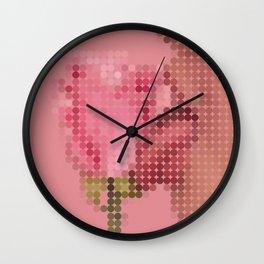 How Many Licks Wall Clock