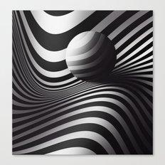 Quantum Gravity Canvas Print