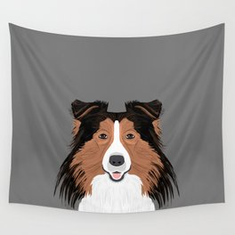 Jordan - Shetland Sheep Dog gifts for sheltie owners and dog people gift ideas perfect dog gifts Wall Tapestry