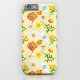 Beauty Potion Ingredients iPhone Case