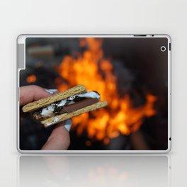 Campfire S'mores Laptop & iPad Skin
