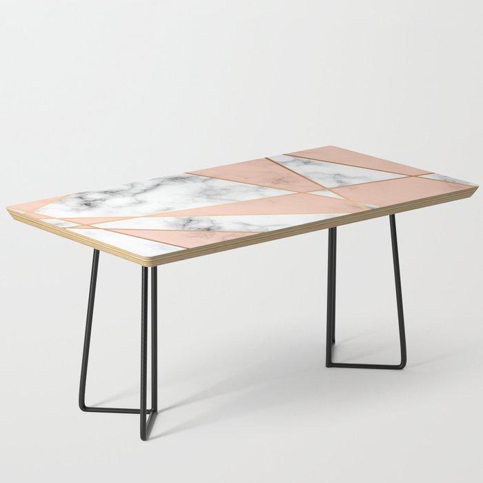 Marble Geometry 050 Coffee Table