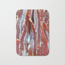 Bacon Bath Mat