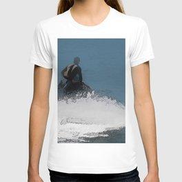 Ready to Make Waves - Jet Skier T-shirt