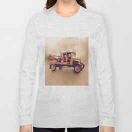 Vintage Model T Wrecker Long Sleeve T-shirt