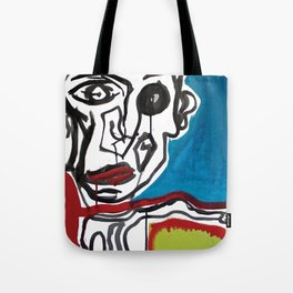 Portrait 1 Tote Bag