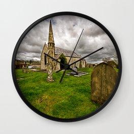St John the Evangelist Church Wall Clock