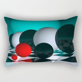 3 colors for your wall -6- Rectangular Pillow