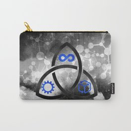 The Coalition Symbol Carry-All Pouch