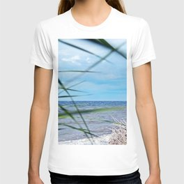 Secluded Beach T-shirt