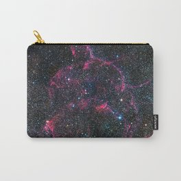 Supernova Remnant in the Vela constellation Carry-All Pouch