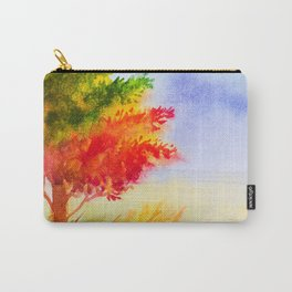 Autumn scenery #9 Carry-All Pouch