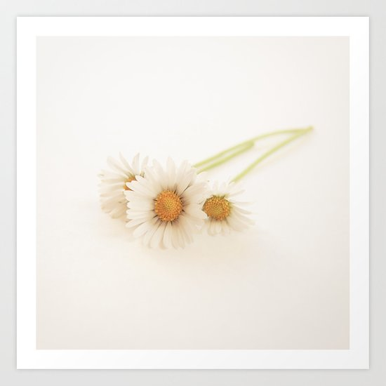Simple Flower Art Print