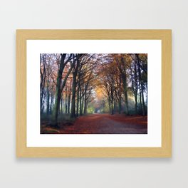 Delicious Autumn... Framed Art Print