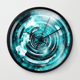 Turn. Wall Clock