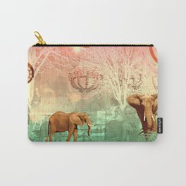 Elephants in the Ballroom Carry-All Pouch