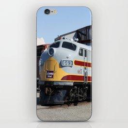 Engine 664 Lakawanna Railroad iPhone Skin