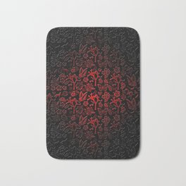 Joshua Tree Vampiro by CREYES Bath Mat