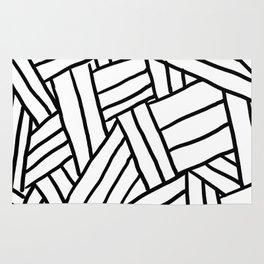 Raw Pattern Series: n.1 Rug