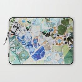 Mosaic of Barcelona VII Laptop Sleeve