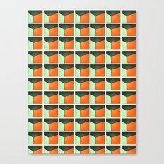 Pattern Series 201 Canvas Print