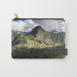 Machu Picchu, Peru Carry-All Pouch