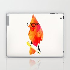 Punk bird Laptop & iPad Skin