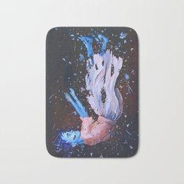 Falling Bath Mat