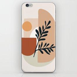Geometric Shapes iPhone Skin