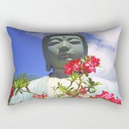 Buddah Serenity Rectangular Pillow