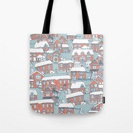 Christmas Village  Tote Bag