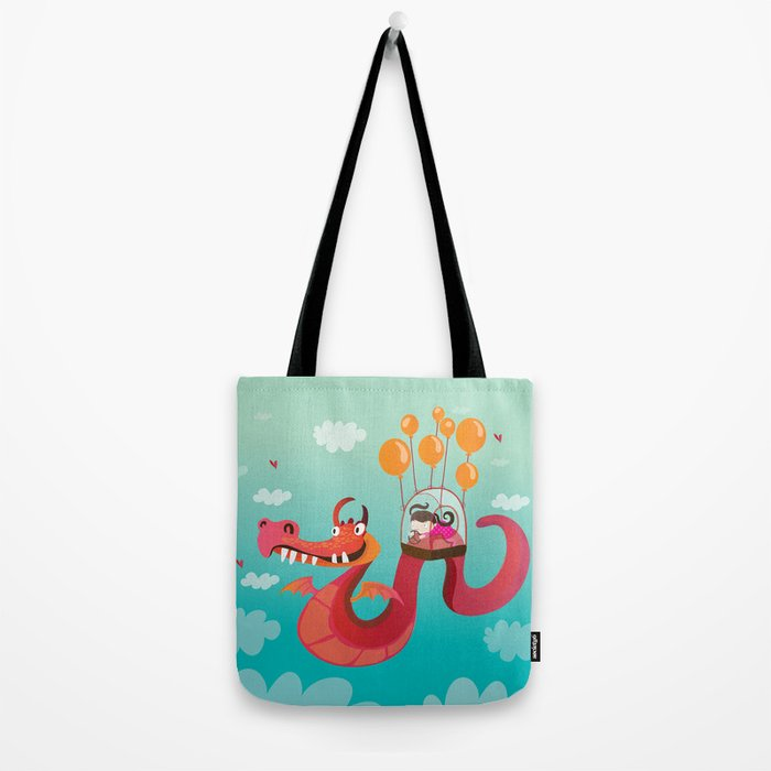 Dragona Tote Bag