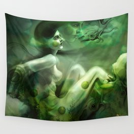 Aquatic Creature Wall Tapestry