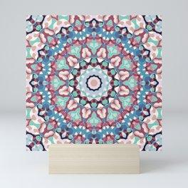Geometric ornament 19 Mini Art Print