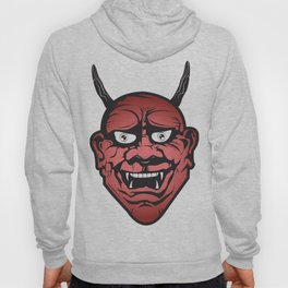 Red Hannya Hoody