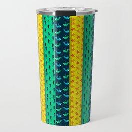 Sea Life (Pattern) Travel Mug