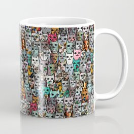 Gemstone Cats Coffee Mug