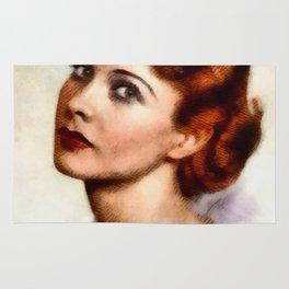 Vivien Leigh, Hollywood Legend Rug