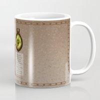 fairy tale Mugs featuring Fairy Tale by wolfanita