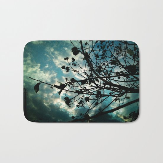 Buds and Branches Bath Mat