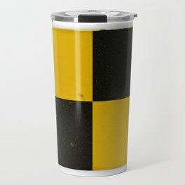 Vintage Nautical Flag Travel Mug