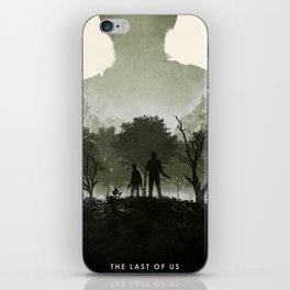 The Last Of Us (II) iPhone Skin