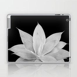 Gray Agave on Black #2 #tropical #decor #art #society6 Laptop & iPad Skin