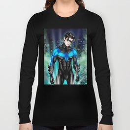 Dick Grayson Long Sleeve T-shirt