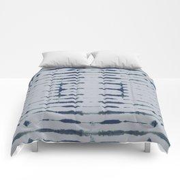 Shibori Lines Comforters