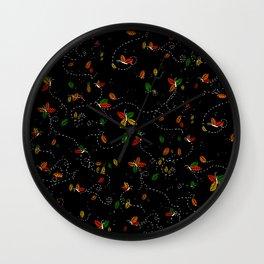 Spirits of Seasons Wall Clock
