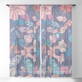 Matthew Williamson Wallpaper Valldemossa Sheer Curtain