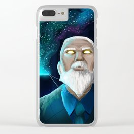 An Entire Universe Clear iPhone Case