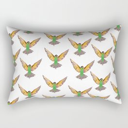 Freedom is a Feeling Rectangular Pillow